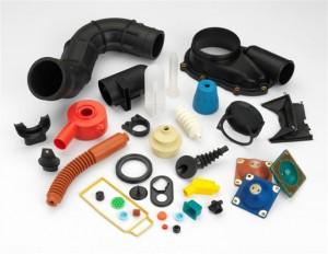 custom rubber molding